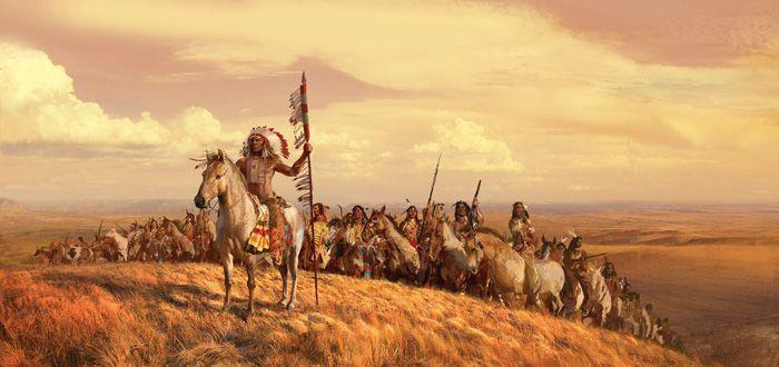 Οι 10 Εντολές των Ινδιάνων