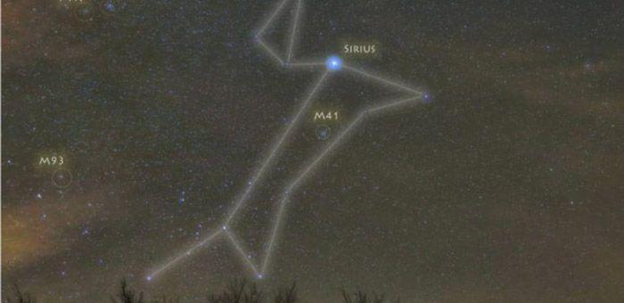 Μύθοι των Αστερισμών: Μέγας Κύων - Σείριος