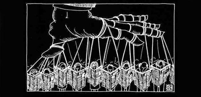 Ολοκληρωτισμός, η Ηθική Κατάρρευση του Ανθρώπου