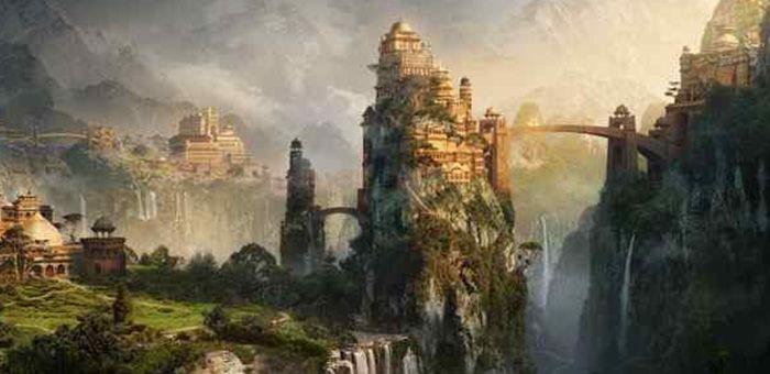 Μαγικές πόλεις - Σανγκρι Λα