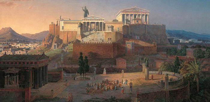 Από την Εφηβεία στη Νεότητα στην Αρχαία Ελλάδα