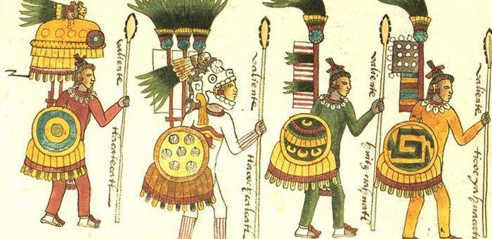 Η Πολεμική Τακτική των Αζτέκων