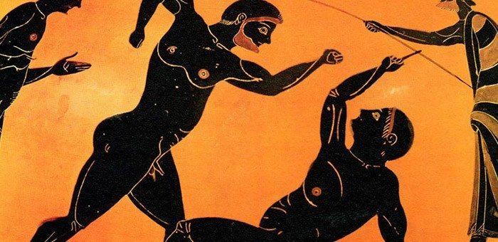 Οι Πολεμικές Τέχνες στην Αρχαία Ελλάδα