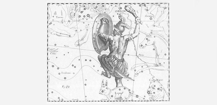 Μύθοι των Αστερισμών: Ωρίωνας και Μύθοι
