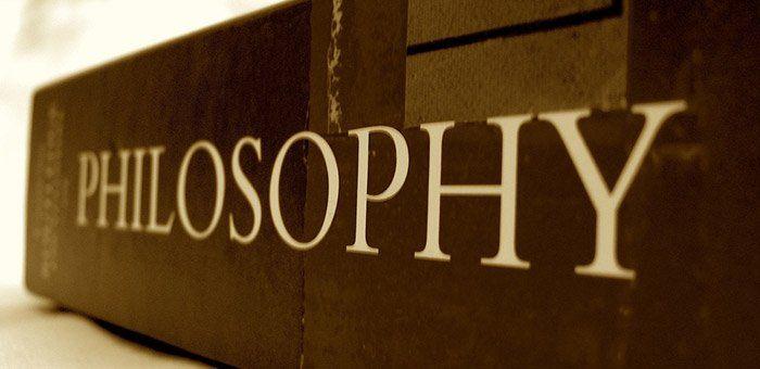 Η φιλοσοφία επιστρέφει...