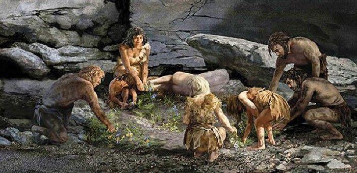 Η νεολιθική εποχή μας διδάσκει τον θάνατο