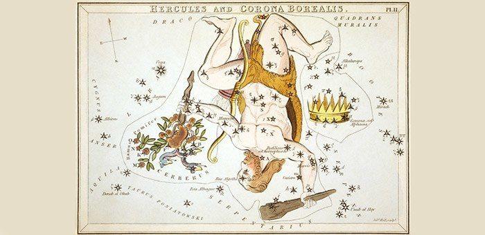 Μύθοι των Αστερισμών: Ηρακλής