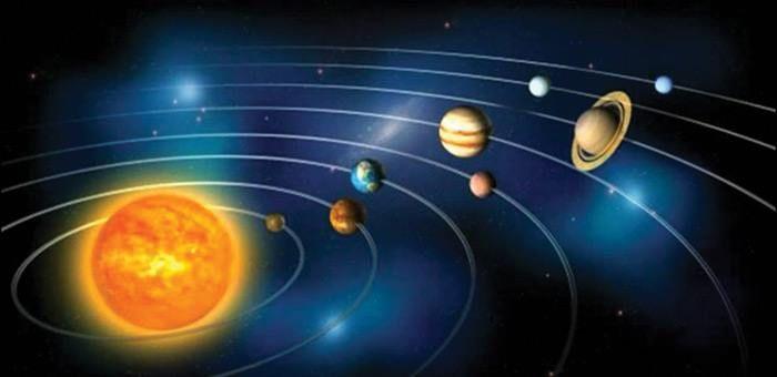 Το Ηλιακό μας Σύστημα