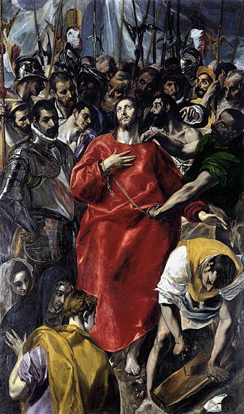 The Spoliation el greco