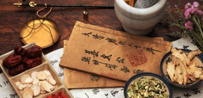 Παραδοσιακή Κινέζικη Ιατρική