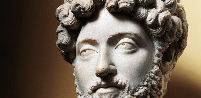Μάρκος Αυρήλιος, 121-180 μ.Χ. (Marcus Aurelius Antoninus)
