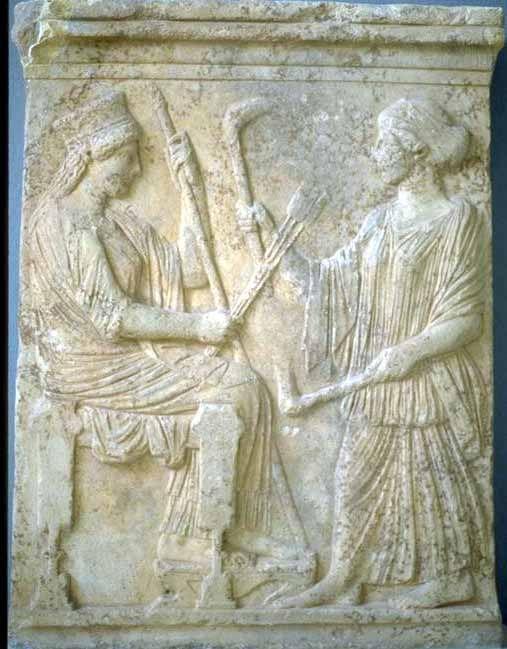 Πως γινόταν η μύηση στην αρχαιότητα;
