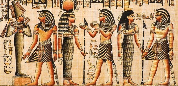 Η μεταφυσική στην Αρχαία Αίγυπτο
