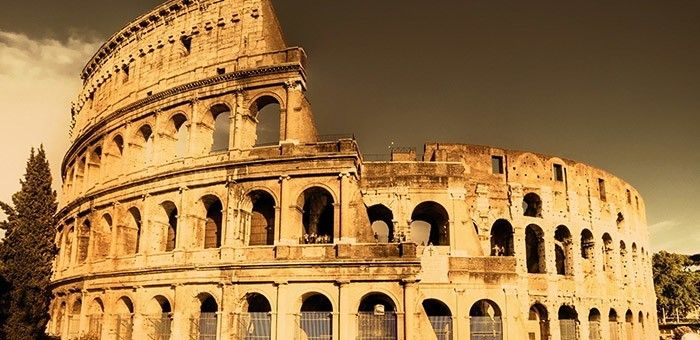 Η Μυθική Ίδρυση της Ρώμης