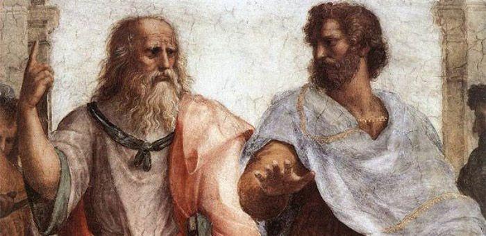 Αριστοτέλης VS Πλάτωνα