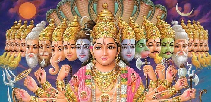Οι Σημαντικότεροι Θεοί της Ινδίας